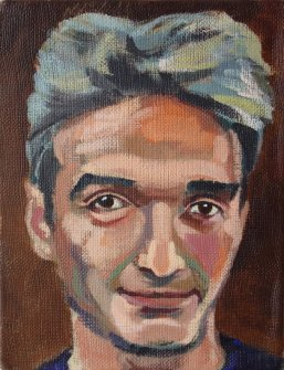 Portrait contemporain - Pierre Krivo