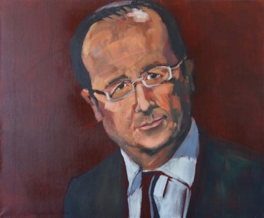 Portrait François Hollande